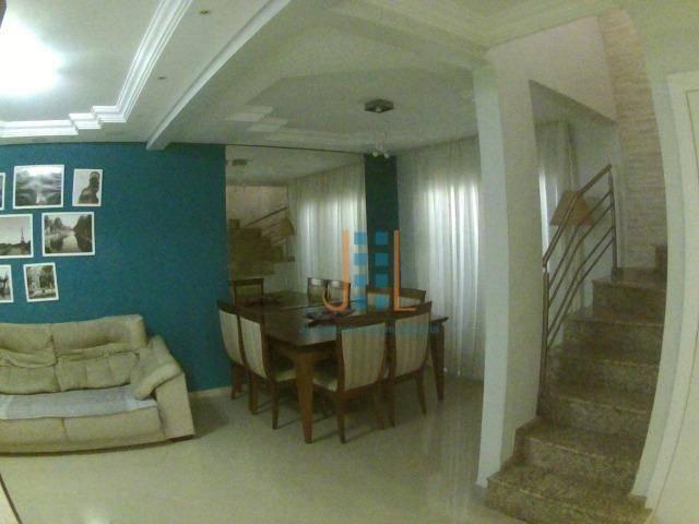 Sobrado em condomínio três quartos sendo uma suíte no Pinheirinho - Foto 3