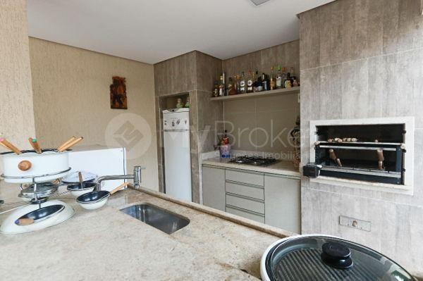 Sobrado 5 quartos,3 suítes,varanda gourmet,Condomínio Jardins Mônaco. - Foto 8