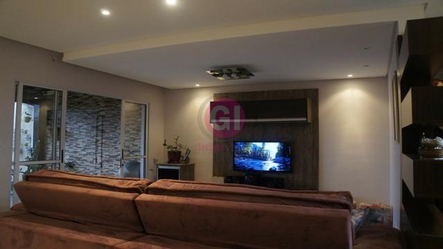 Venda/ casa condominio home clube - vila branca - jacarei-3 dormitorios suite - Foto 3
