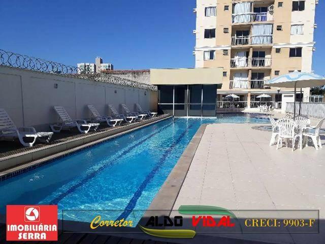ARV 103. Apartamentos 2 Quartos Com Lazer Completo. Prq. Res. Laranjeiras, Serra-E.S - Foto 2