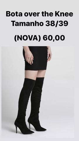 Bota Over the Knee