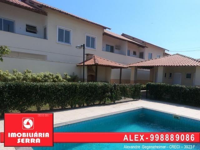ALX - 106 Casa com Piscina - Troque seu Aluguel por uma casa de 2 Quartos novinha - Foto 4