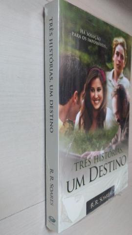 Livro 3 histórias 1 destino - Foto 2
