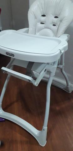 Cadeira de papa alimentação infantil - Foto 4