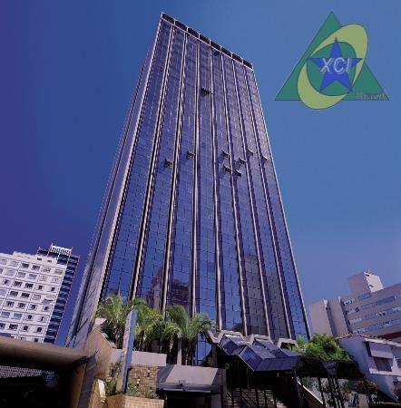 Flat residencial para locação, Centro, Campinas - FL0007.