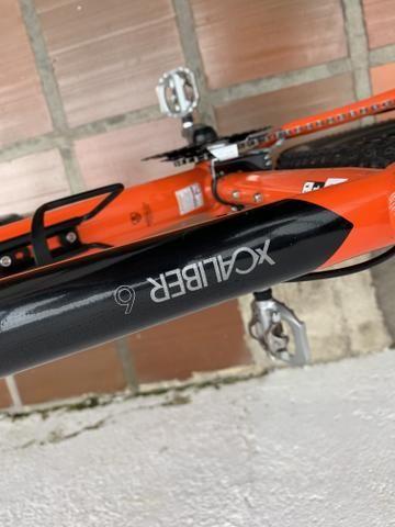Bike Trek X-Caliber 6 impecável - Foto 3