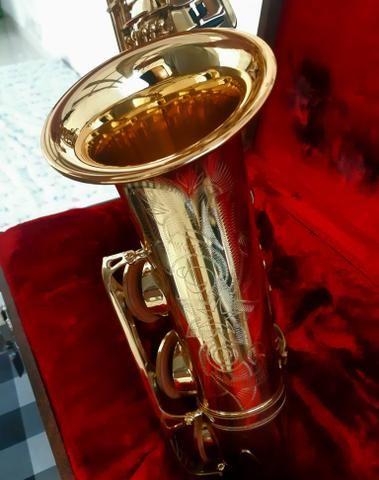Saxofone Yamaha yas 62 japan - Foto 3