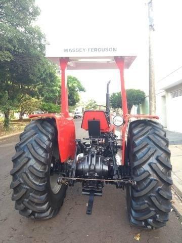 Vendo Trator Massey 275 - Foto 4
