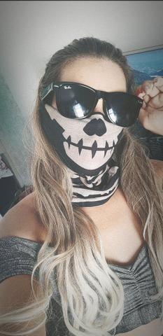 Mascaras de forro duplo (proteção corona) - Foto 5