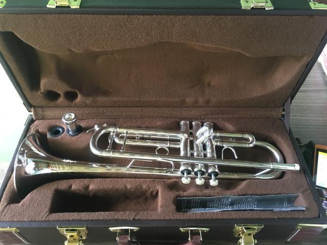 Trompete Vicent Bach Stradivarius modelo 37 - Foto 3