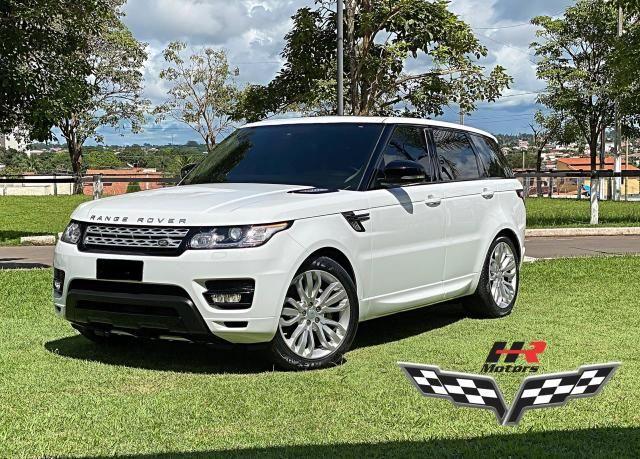 Range Rover Sport HSE   2016   Diesel   SDV6 + nova do Brasil