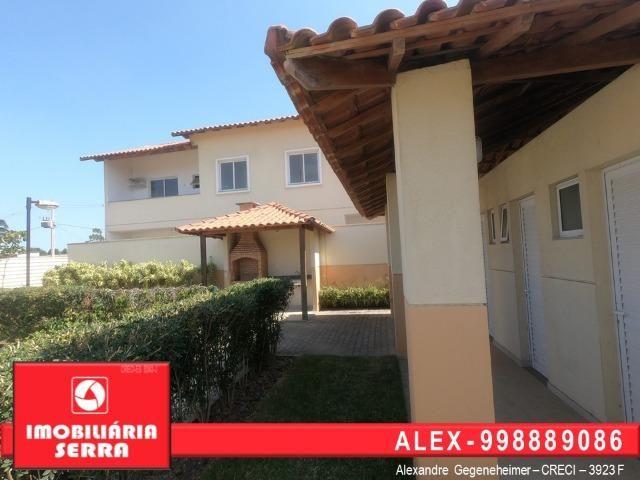 ALX - 106 Casa com Piscina - Troque seu Aluguel por uma casa de 2 Quartos novinha - Foto 6