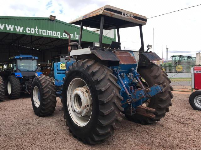 New Holland 8430 4x4 ano 93 - Foto 3