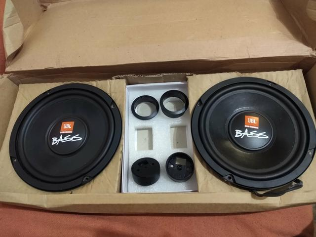 "Kit 2 vias jbl Bass 6"" - Foto 3"