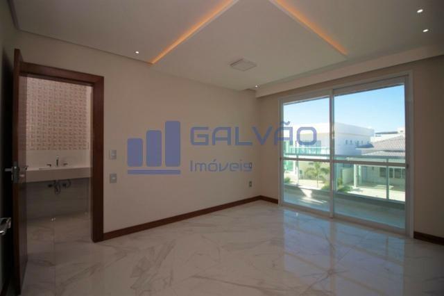 JG. Excelente / linda casa duplex no Boulevard Lagoa com 4 suítes!! - Foto 14