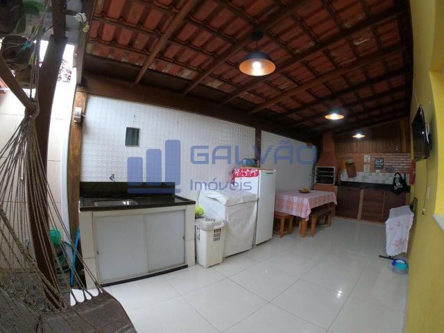 JG. Linda casa de 2 quartos no Vila Itacaré - Praia da Baleia, Manguinhos, Serra - ES - Foto 2