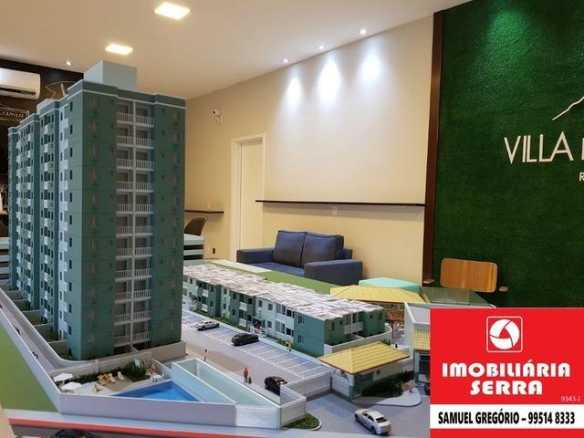 SAM 178 Villa do Mestre - 50m² - 2 quartos c/suíte - Jardim Limoeiro - Foto 2