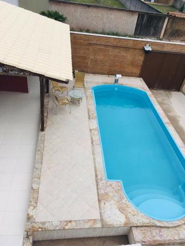 Alugo casa de praia a 500 m da Praia/Piscina /Salão de jogos/Recanto da Sereia