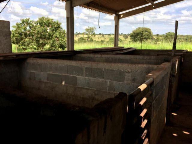 Fazenda rural à venda, Residencial Náutico, Três Marias. - Foto 10