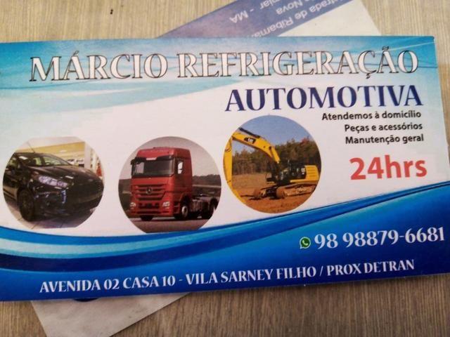 Márcio refrigeração automotivo - Foto 3