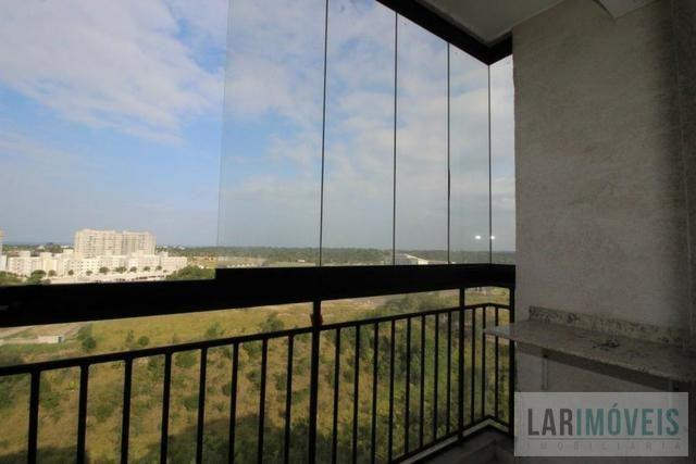 Apartamento de 2 quartos/suíte, sol da manhã, Condomínio Villagio de Manguinhos - Foto 7