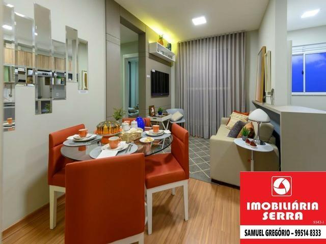 SAM 192 Vista da Reserva - 2 quartos - ITBI+RG grátis - Camará - Foto 2