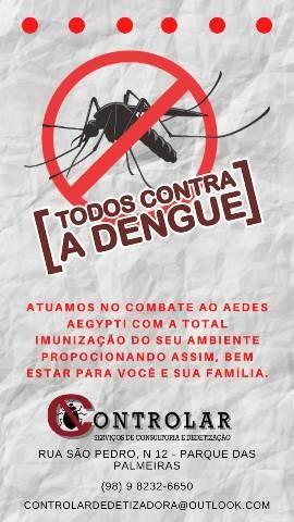 Imunização da residência e Controle de Pragas R$:199,00 - Foto 3