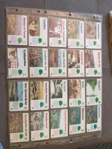 Vendo essa coleção de cartões telefônicos...antigos - Foto 2