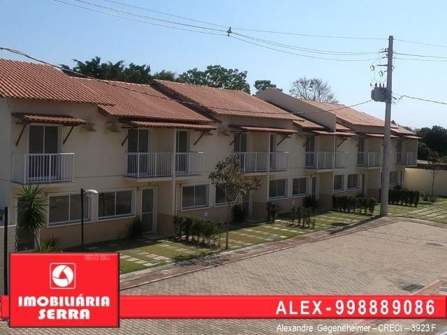 ALX - 106 Casa com Piscina - Troque seu Aluguel por uma casa de 2 Quartos novinha - Foto 16