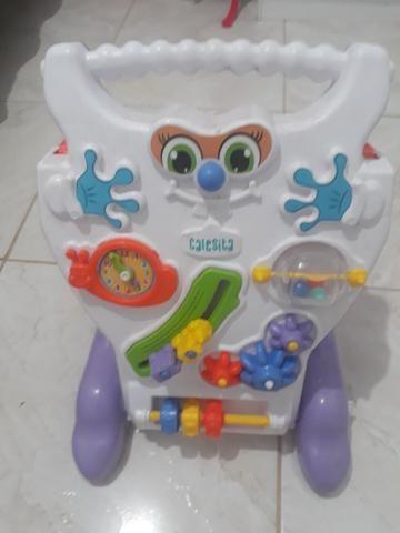 2 andador e 1 brinquedo - Foto 2