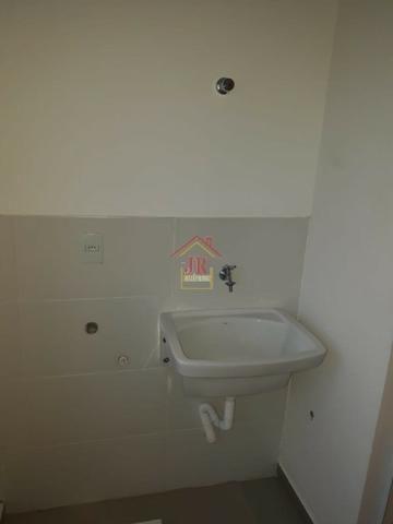 AL@-Apartamento com 02 dormitórios, 01 suíte, banheiro social, - Foto 8