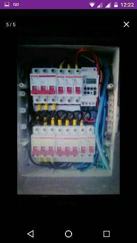Elétricista disponível