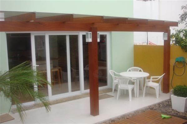 Pergolado de Madeira - Foto 2