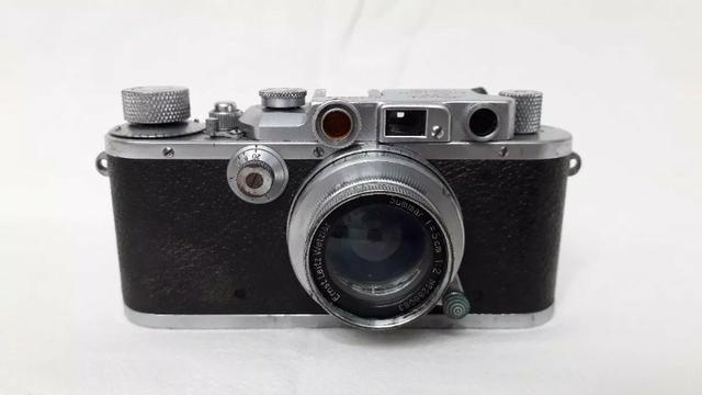 Câmera Leica D.r.p. Ernst Leitz Wetzlar N307674