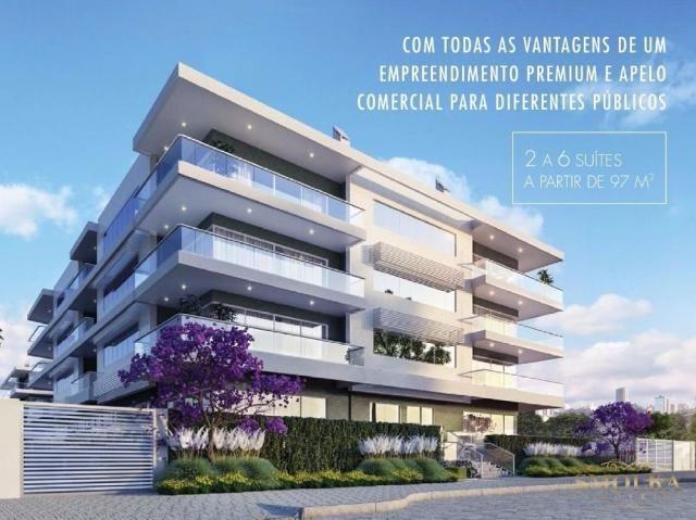 Apartamento à venda com 4 dormitórios em Jurerê, Florianópolis cod:7887 - Foto 9