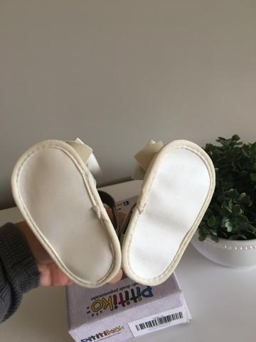 Sandália menina tamanho 14 - Foto 2