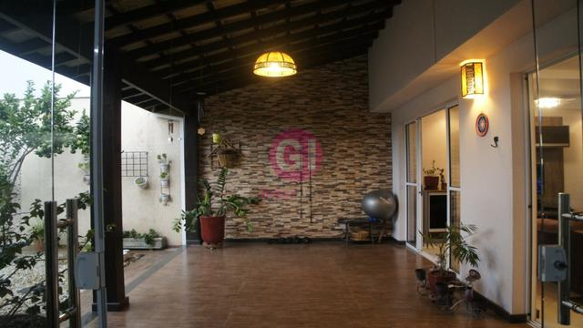 Venda/ casa condominio home clube - vila branca - jacarei-3 dormitorios suite - Foto 11