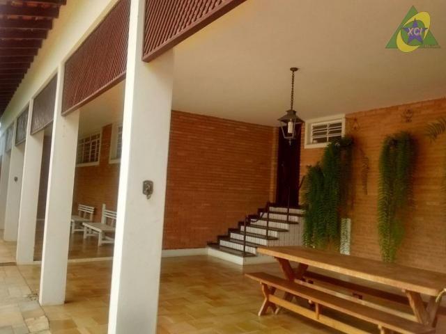 Casa residencial para locação, Jardim Nossa Senhora Auxiliadora, Campinas. - Foto 4