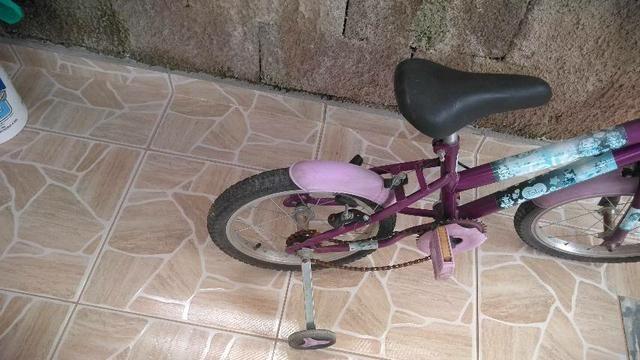 Bicicleta semi nova - Foto 3