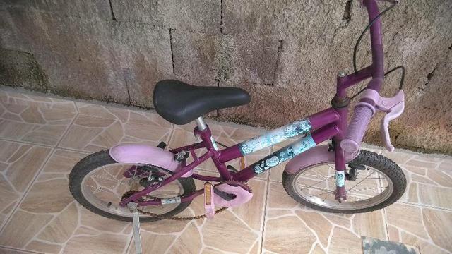Bicicleta semi nova - Foto 4