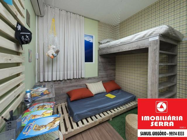 SAM 199 Condomínio Vista do Bosque - 2 quartos 45m² + quintal 15m² - Foto 3