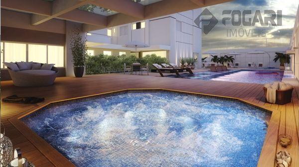 Apartamento com 3 quartos no fontaine blanc - Bairro Fazenda Gleba Palhano em Londrina