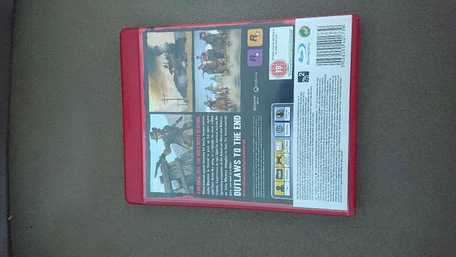 Red redemption ps3 - Foto 2