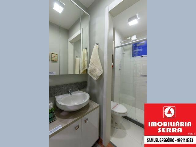 SAM 192 Vista da Reserva - 2 quartos - ITBI+RG grátis - Camará - Foto 5