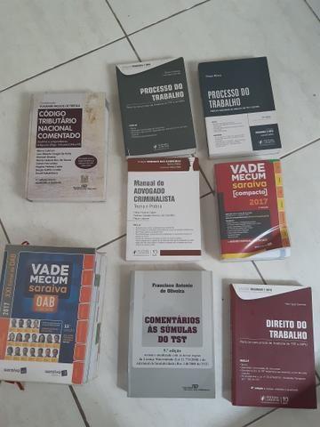 Livros diversos de Direito - Foto 6