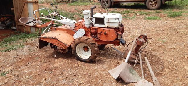 Micro Trator Tobatta