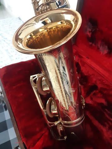 Saxofone Yamaha yas 62 japan - Foto 4