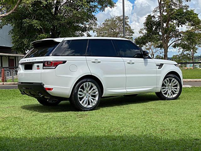 Range Rover Sport HSE   2016   Diesel   SDV6 + nova do Brasil - Foto 6