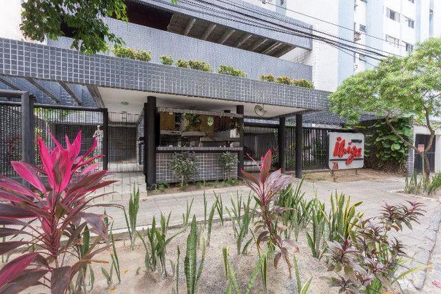 Flat 303, 6º Pavimento, Boa Viagem, Recife, sala & quarto, pertinho do mar, local top - Foto 19