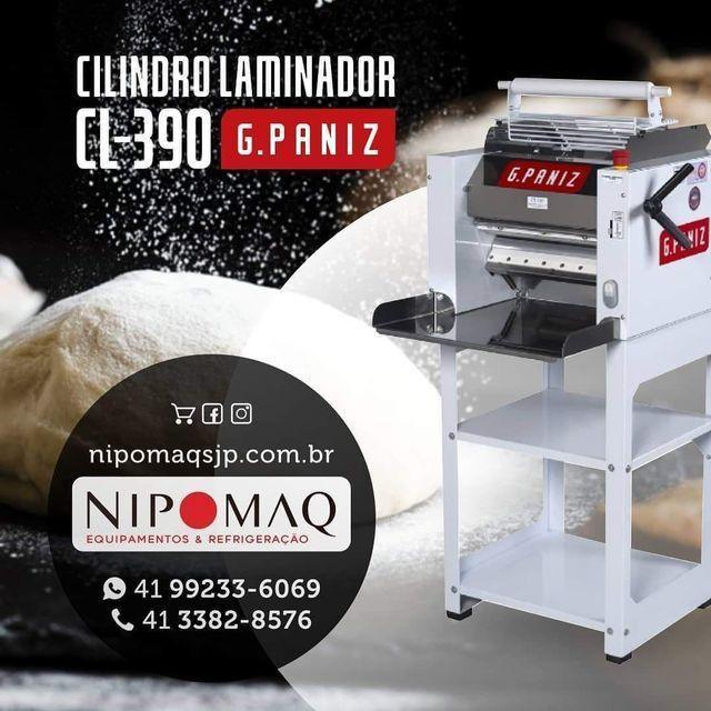 CL300 e CL300 Mini Cilindro Laminador - Gastromaq - Foto 5